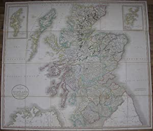 A New Map of Scotland.