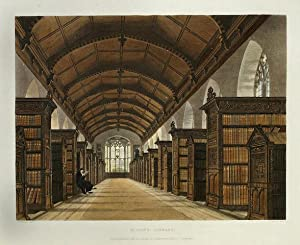 A History of the University of Cambridge, Its Colleges, Halls, and Public Buildings.