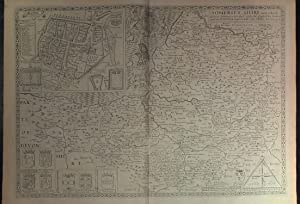 Theatre of the Empire of Great Britaine: SPEED, John (1552