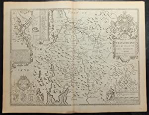 Theatre of the Empire of Great Britaine.: SPEED, John (1552