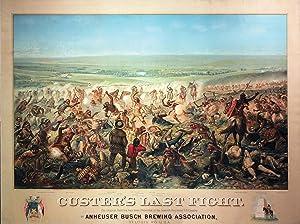 Custer s Last Fight