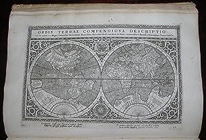 Geografia cioe Descrittione Universale della terra.: PTOLEMAEUS, Claudius (after