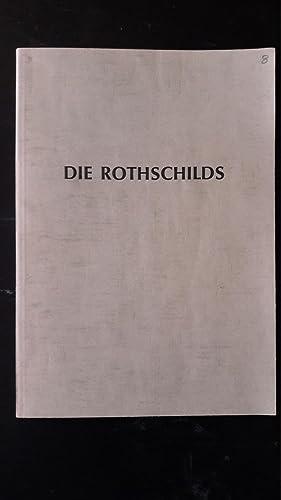 Die Rothschilds: Hans- Dieter Kirchholtes