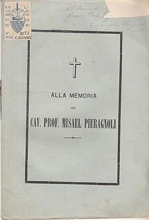 ELOGIO FUNEBRE DETTO DALL'AVV. GAETANO PINI NELLA
