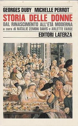 Storia delle donne in occidente. Dal rinascimento: Duby Georges -