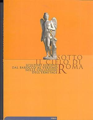 Sotto il cielo di Roma scultori europei: Androsov Sergey (Mostra