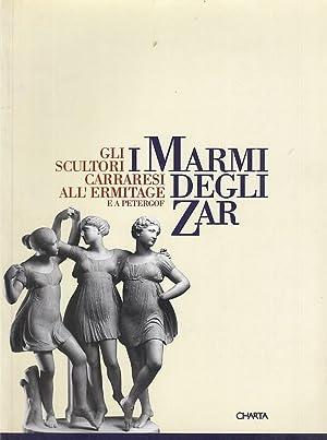 I marmi degli zar. Gli scultori carraresi: Bertozzi Massimo (A