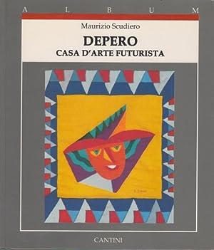 Depero Casa d'arte futurista: Scudiero Maurizio