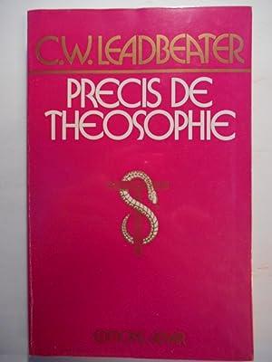 Précis de théosophie.: LEADBEATER Charles-Webster (Evêque