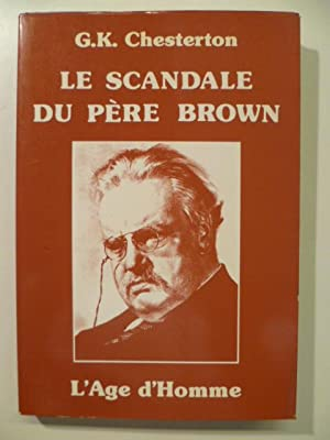 Le Scandale du père Brown.