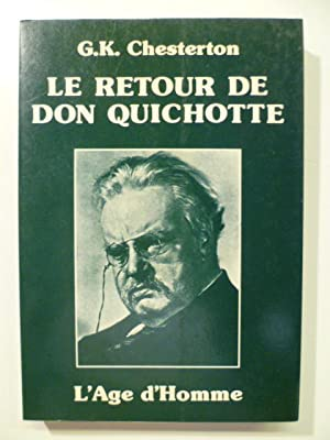 Le Retour de Don Quichotte.