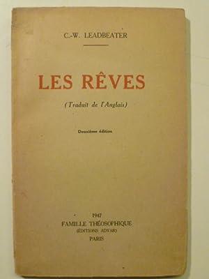 Les Rêves.: LEADBEATER Charles-Webster (Evêque