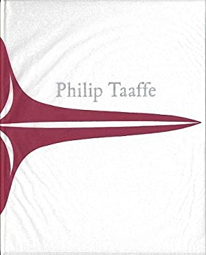 PHILIP TAAFFE (RED DUST JACKET) - SIGNED BY THE ARTIST