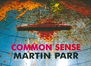 COMMON SENSE: MARTIN PARR - SIGNED BY THE PHOTOGRAPHER