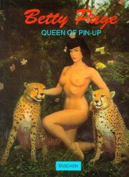 BETTY PAGE: QUEEN OF PIN-UP - A UNIQUE SIGNED PRESENTATION COPY FROM CHRISTIAN SLATER TO DENNIS H...