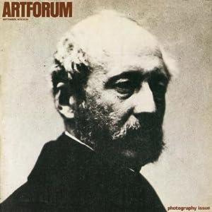 ARTFORUM: SEPTEMBER 1976 - PHOTOGRAPHY ISSUE: ARTFORUM). Coplans, John