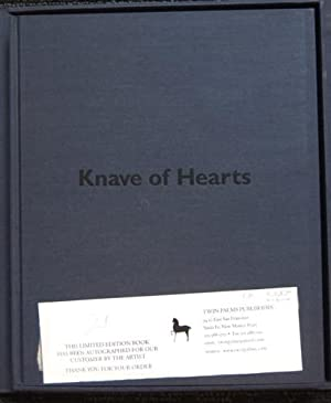 DANNY LYON: KNAVE OF HEARTS - LIMITED SIGNED BOXED EDITION WITH A SIGNED BLACK AND WHITE PHOTOGRAPH