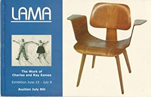 WORK FROM THE OFFICE OF CHARLES AND RAY EAMES (INCLUDING PROPERTY FROM A COLLECTION OF JOHN AND M...