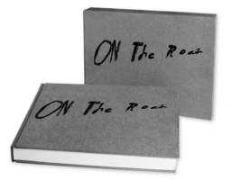 JACK KEROUAC: ON THE ROAD - DESIGNED BY ED RUSCHA - LIMITED SIGNED SLIPCASED EDITION