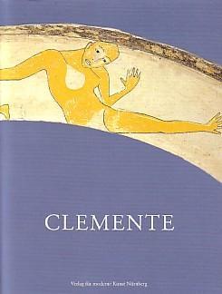 FRANCESCO CLEMENTE: PALLADIUM: CLEMENTE, FRANCESCO). Sante,