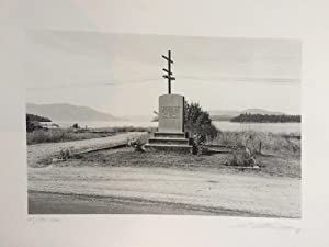 LEE FRIEDLANDER: THE AMERICAN MONUMENT - BOXED SPECIAL EDITION WITH A SIGNED SILVER GELATIN PRINT