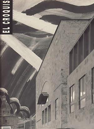EL CROQUIS 54 (1992 - II): JUAN NAVARRO BALDEWEG 1982-1992: BALDEWEG, JUAN NAVARRO) (EL CROQUIS). ...