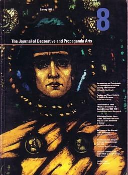 THE JOURNAL OF DECORATIVE AND PROPAGANDA ARTS: 8 - SPRING 1988