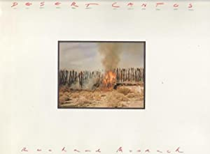 DESERT CANTOS - SIGNED BY RICHARD MISRACH: MISRACH, RICHARD). Misrach,