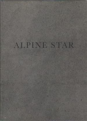 RON JUDE: ALPINE STAR - SIGNED BY THE PHOTOGRAPHER