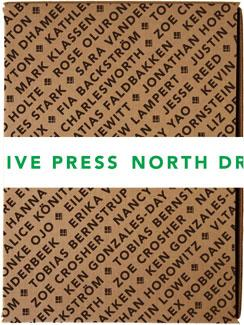 NORTH DRIVE PRESS: NDP #4 - 2008