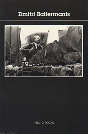 PHOTO POCHE NO. 70: DMITRI BALTERMANTS: BALTERMANTS, DMITRI). Harbaugh,
