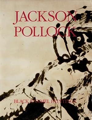 JACKSON POLLOCK: BLACK ENAMEL PAINTINGS: POLLOCK, JACKSON). Heller,