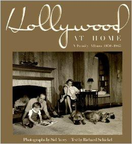 HOLLYWOOD AT HOME: A FAMILY ALBUM 1950-1965 - SIGNED BY SID AVERY