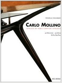 CARLO MOLLINO: CATALOGO DEI MOBILI / FURNITURE CATALOGUE