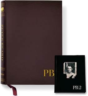 PETER BEARD: THE ART EDITION - NUMBERED AND SIGNED BY THE PHOTOGRAPHER WITH THE SIGNED PHOTOGRAPH...