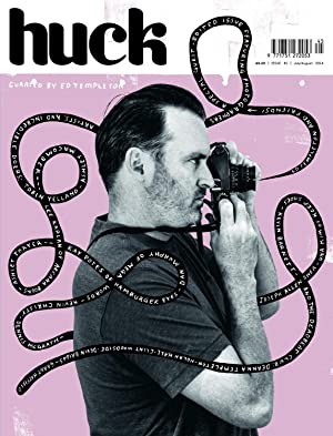 HUCK MAGAZINE ISSUE 45: JULY / AUGUST 2014: CURATED BY ED TEMPLETON