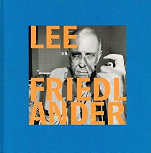 LEE FRIEDLANDER - LIMITED HARDBOUND EDITION SIGNED BY THE PHOTOGRAPHER