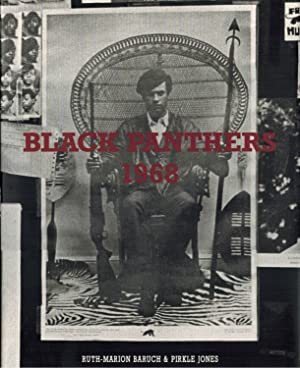 BLACK PANTHERS 1968 - DELUXE BOXED EDITION WITH A SIGNED PHOTOGRAPH