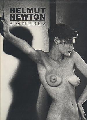 HELMUT NEWTON: BIG NUDES - SIGNED PRESENTATION: NEWTON, HELMUT). Lagerfeld,
