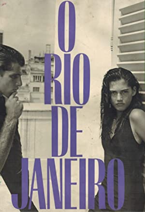 O RIO DE JANEIRO: A PHOTOGRAPHIC JOURNAL BY BRUCE WEBER - SIGNED PRESENTATION COPY FROM THE PHOTO...