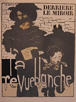 DERRIERE LE MIROIR (DLM) NO. 158-159 AVRIL - MAI 1966: LA REVUE BLANCHE - WITH LITHOGRAPHS AFTER ...