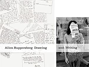DRAWINGS BY ALLEN RUPPERSBERG + AND WRITINGS BY ALLEN RUPPERSBERG - BOTH SIGNED BY THE ARTIST