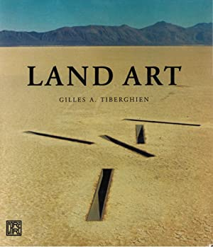 LAND ART - SIGNED ASSOCIATION COPY FROM THE AUTHOR