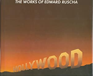 THE WORKS OF EDWARD RUSCHA - SIGNED BY THE ARTIST