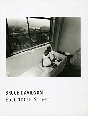 BRUCE DAVIDSON: EAST 100TH STREET - SIGNED BY THE PHOTOGRAPHER