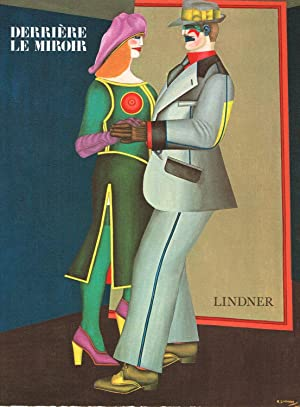 DERRIERE LE MIROIR (DLM) NO. 226 DECEMBRE 1977: RICHARD LINDNER - DELUXE, SIGNED, SLIPCASED EDITION