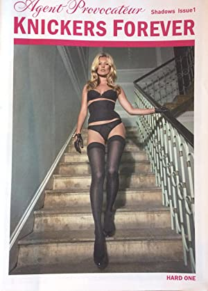 AGENT PROVOCATEUR: SHADOWS VOLUME 1 - KNICKERS FOREVER - FEATURING KATE MOSS AND MIKE FIGGIS