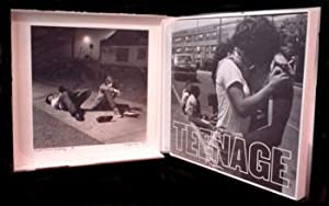 JOSEPH SZABO: TEENAGE - DELUXE BOXED EDITION WITH A SIGNED PHOTOGRAPH