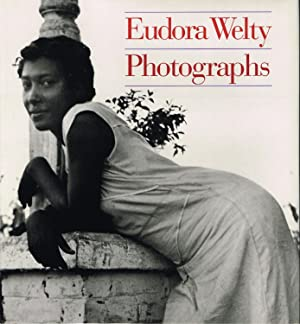 EUDORA WELTY: PHOTOGRAPHS - SIGNED PRESENTATION COPY FROM THE AUTHOR