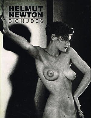 HELMUT NEWTON: BIG NUDES - SIGNED ASSOCIATION: NEWTON, HELMUT). Lagerfeld,